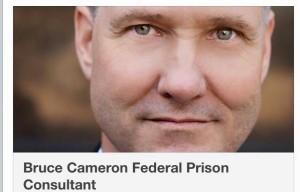 Prison Consultant Bruce Cameron, LPC